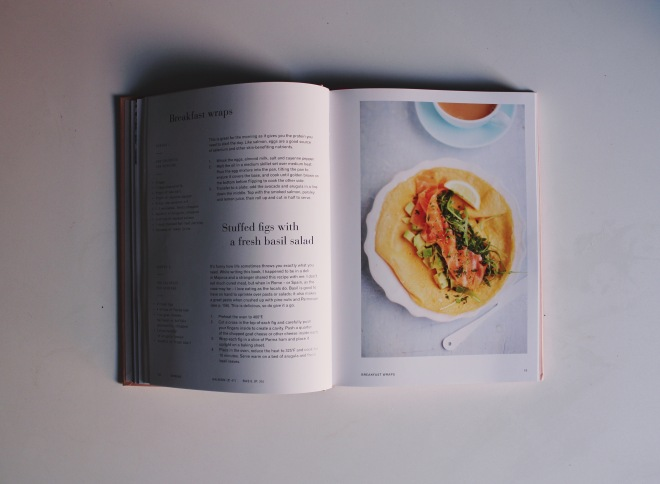 "Egg wrap recipe test from the book ""Eat Beautiful"" review and photorgraphy by Em & Everything - Emily Novak"